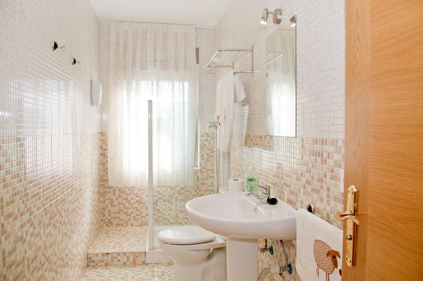 Apartamento Fornón. Baño