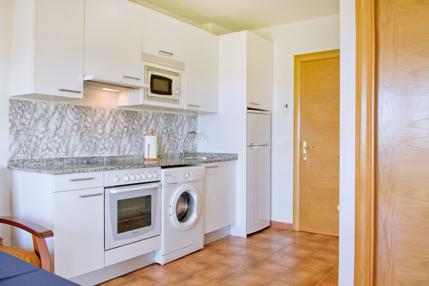 Apartamento Tenrero. Cocina